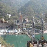 The Ganges , Rishikesh
