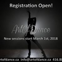 Art Of Dance Oakville
