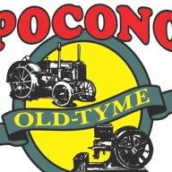 Pocono Old Tyme Farm Equipment Assoc.