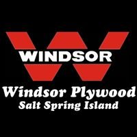 Windsor Plywood Salt Spring Island