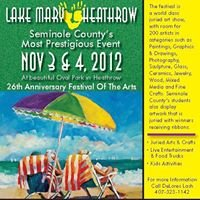Lake Mary Events