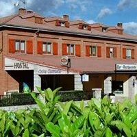 Hostal-Restaurante JJ -Hoyos del Espino-