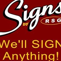 Signs by RSG