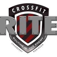 Crossfit RITE Steeltown