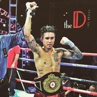 Steve Claggett Boxing