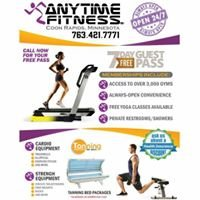 Anytime Fitness - Coon Rapids