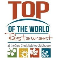 Top of the World Restaurant at Saw Creek Estates