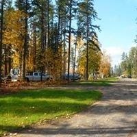 Wild Goose Lake Campground