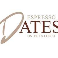 Espresso Dates