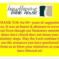Hawthorne Bible House Christian Bookstore
