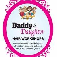 Daddy & Daughter Hair Workshops PERTH WA