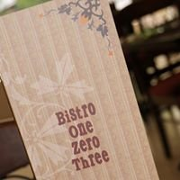 Bistro One Zero Three LLP