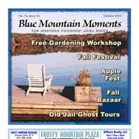 Blue Mountain Moments