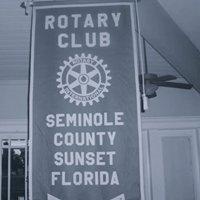 Rotary Club of Seminole County Sunset