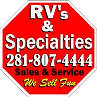 RV's & Specialties