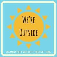 We're Outside