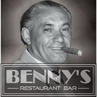 Bennys Restaurant Bar