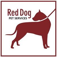 Red Dog Pet Services