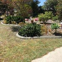 Azza's Garden Kerb