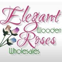 Elegant Wooden Roses Wholesales