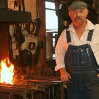 Irons in the Fire Artistic Blacksmithing by Tony Brooks
