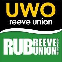 Reeve Union Board - RUB