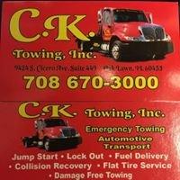 CK Towing, Inc.
