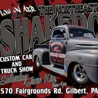 The Northeast Shakedown - Hosted By: Low On Air