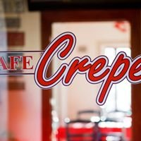 Cafe Crepes, Bakersfield CA