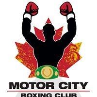Motor City Boxing Club