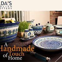 Ada's Polish Pottery