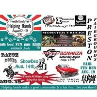 Franklin County Fair-Preston, Idaho