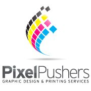 Pixel Pushers Design And Printing