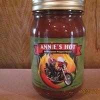 Annie's Hot! All-Purpose Pepper Sauce