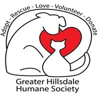 Greater Hillsdale Humane Society