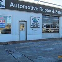 Green Cap Auto Repair & Sales Ltd.