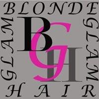 Blonde Glam Hair