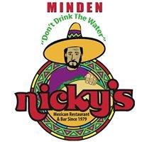 Nicky's Mexican Restaurant- Minden