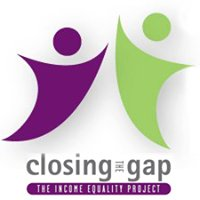 Closing The Gap -   The Income Equality Project