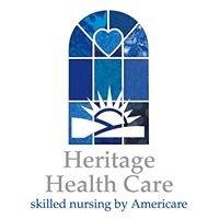 Heritage Health Care - skilled nursing by Americare