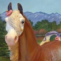 New Reflections Equestrian Studio - By Shaelynn Scovil