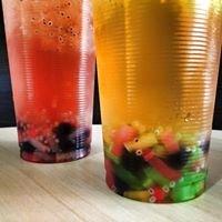 Bubble Chews:  smoothie.n.tea