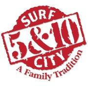 Surf City 5 & 10