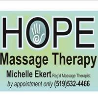 HOPE Massage Therapy