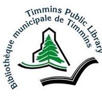 Timmins Public Library / Bibliothèque municipale de Timmins