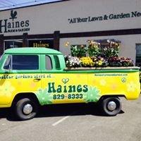 Haines Farm and Garden