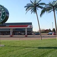 Oasis Travel Center Starbucks