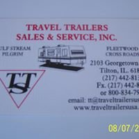 Travel Trailers Sales and Service