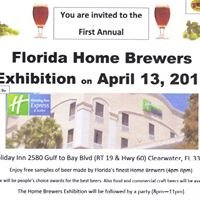Florida Home Brewers' Exhibition