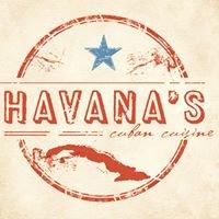 Havana's Cuban Cuisine
